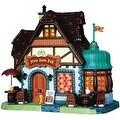 Lemax 45723 Porcelain Village Building, Stein Haus Pub - Thumbnail 0