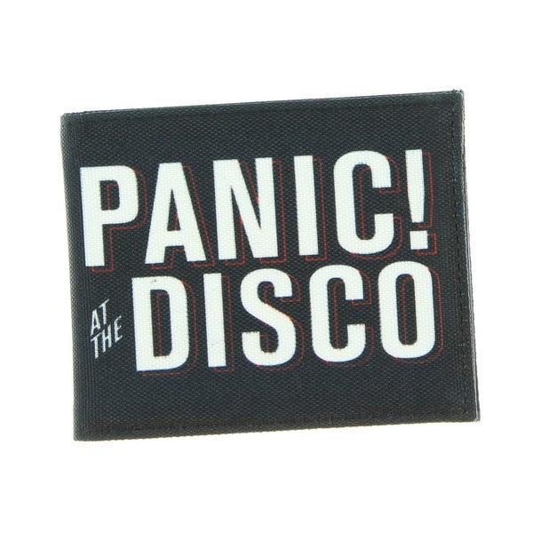Panic At The Disco Bi-Fold Wallet - One Size Fits most