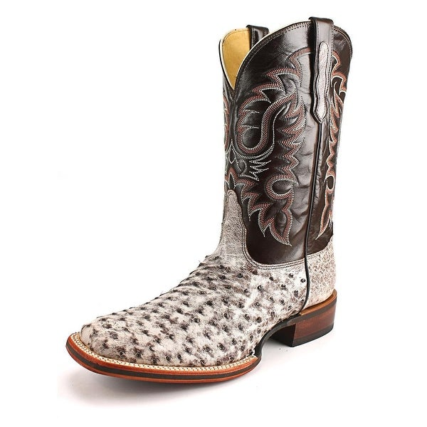 Nocona MD6515 Square Toe Leather Western Boot