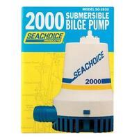 Seachoice 19301 2000 GPH Bilge Pump