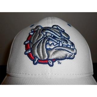 Gonzaga Bulldogs Adult Sizes S M L XL Hidden Pocket Cap Hat