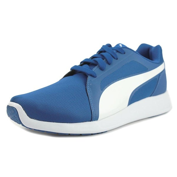 Puma ST Trainer Evo Men Round Toe Synthetic Blue Sneakers