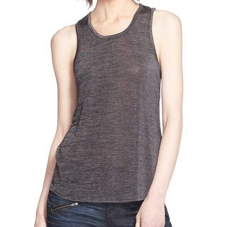Rag & Bone NEW Black Women's Size Medium M Heathered Scoop-Neck Knit Top|https://ak1.ostkcdn.com/images/products/is/images/direct/2c811f2e3c742bc77a9cf5fdaa9fcb9463e518c0/Rag-%26-Bone-NEW-Black-Women%27s-Size-Medium-M-Heathered-Scoop-Neck-Knit-Top.jpg?impolicy=medium