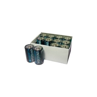 UPG UBCD5625M UNIVERSAL BATTERY Super Heavy-Duty Battery Value Box