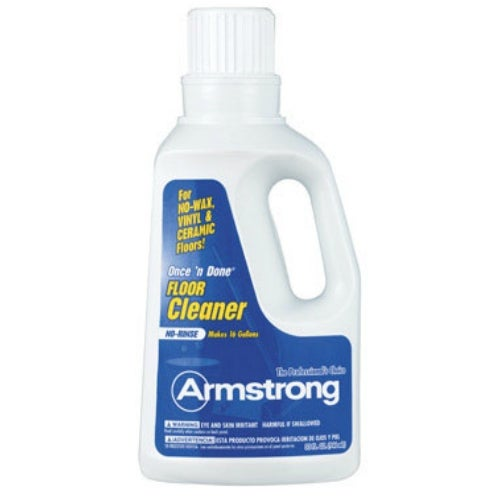 Shop Armstrong 00330124 Once N Done Concentrated Floor