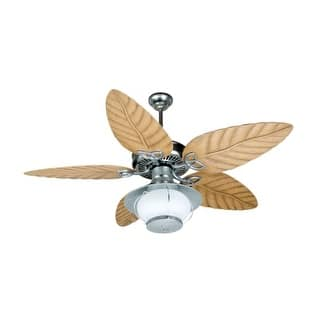Buy craftmade ceiling fans online at overstock our best craftmade k10527 indoor outdoor patio fan 54 5 blade indoor outdoor ceiling fan aloadofball Images