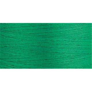 Natural Cotton Thread Solids 876 Yards-Garden Green