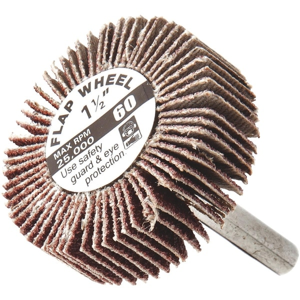 "Forney 1/4"" 60G Flap Wheel"