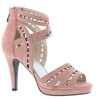 Beacon Womens Image Open Toe Casual Ankle Strap Sandals