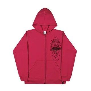 Tween Boys Hoodie Jacket Zip-Up Sweatshirt Pulla Bulla Sizes 10-16 Years