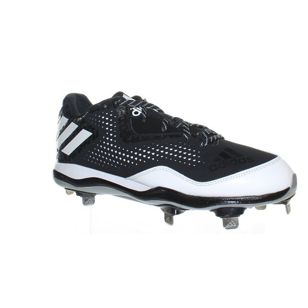 d93970ff40e3 Shop Adidas Womens Power Alley Black Softball Cleats Size 12 - On ...