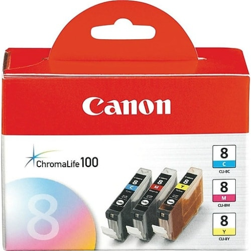 """""""Canon CLI-8 Color Value Pack Ink Cartridge CLI-8 Color Value Pack Ink Cartridge"""""""