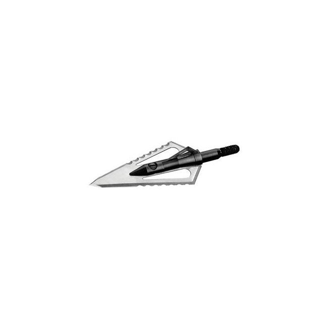 Magnus Stinger BuzzCut 4 blade 100 gr Fixed blade Broadhead SBC100-4 Pack of 3