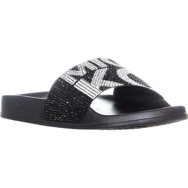 4c193f535318 Shop MICHAEL Michael Kors Gilmore Slide Sandals