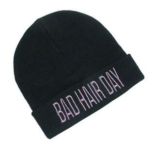 Dynamic Asia Women's Bad Hair Day Beanie Cuff Cap - One size