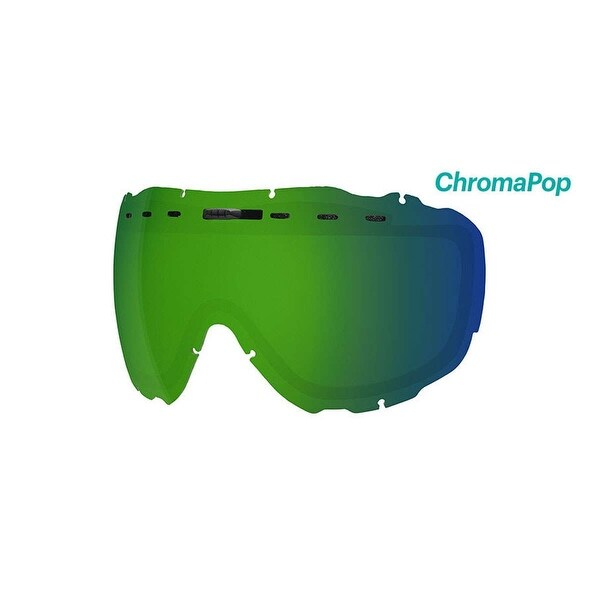 Smith Optics Prophecy OTG Ski Goggle - Replacement Lens - ChromaPop Sun - PR6CPS