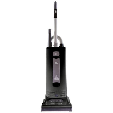 Sebo 9501AM Automatic X4 Upright Vacuum (Black)