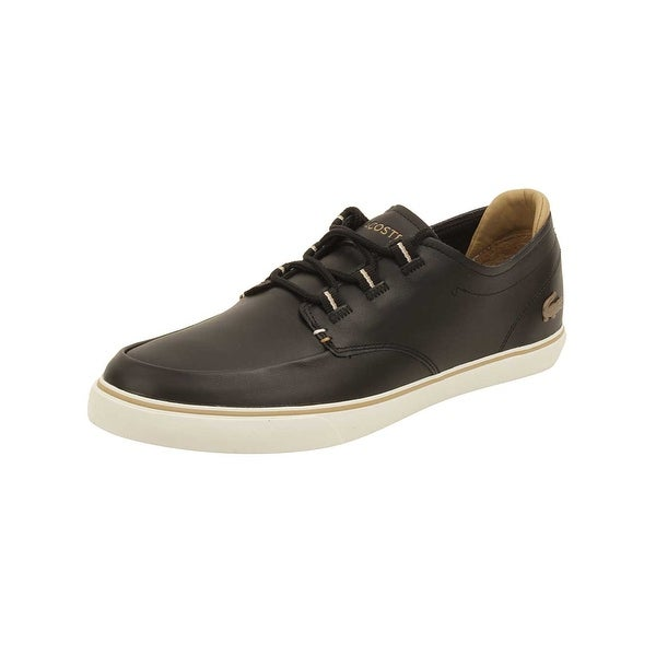 2ad6ae3944f4d Shop Lacoste Men s Esparre Deck 118 3 Sneaker - Free Shipping Today ...