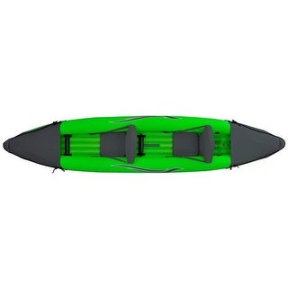 Outdoor Tuff OTF-4252PK Stinger 4 Inflatable Two Person Sport Kayak