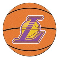 NBA - Los Angeles Lakers Basketball Mat