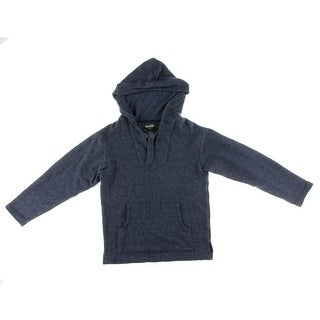 Goodlife Mens French Terry Long Sleeves Hoodie - M