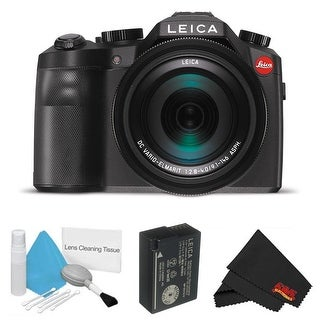 Leica V-LUX (Typ 114) Digital Camera Bundle