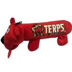 Collegiate Maryland Terrapins Pet Tube Toy