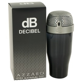 DB Decibel by Azzaro Eau De Toilette Spray 3.4 oz - Men