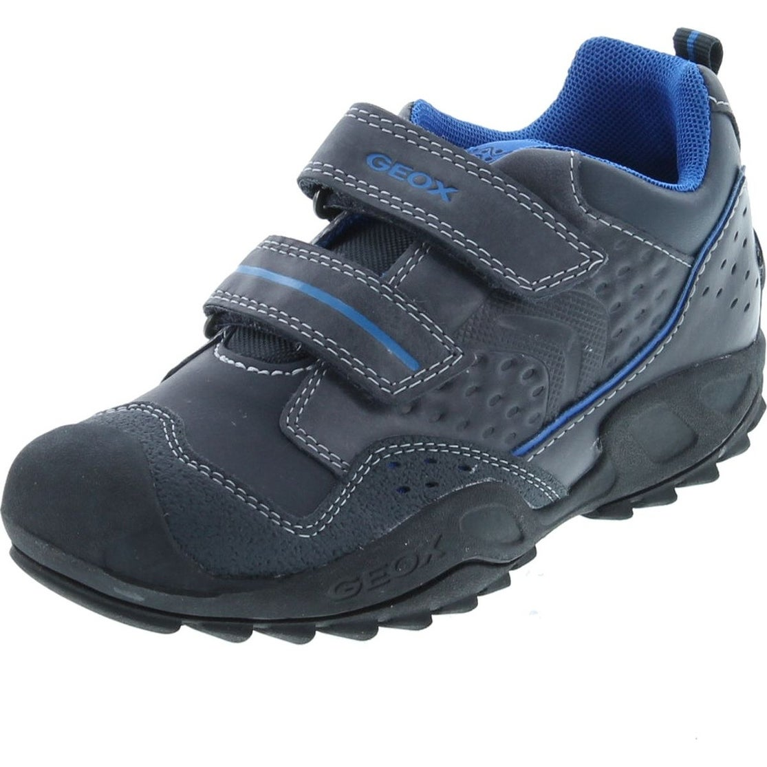 Geox Boys New Junior Savage Fashion Shoes NavyRoyal
