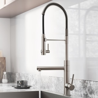 Link to Kraus KPF-1603 Artec Pro 2-Function Commercial PreRinse Kitchen Faucet Similar Items in Faucets