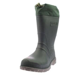 Kamik Mens Icebreaker Winter Boots Rubber Mid-Calf