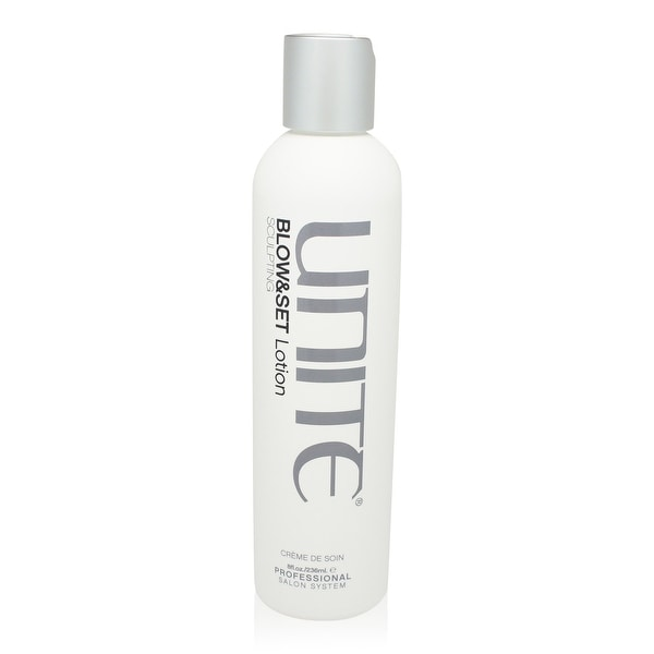 UNITE Blow & Set Lotion (Sculpting) - 8Oz