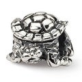Sterling Silver Reflections Turtle Bead (4mm Diameter Hole) - Thumbnail 0