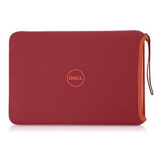 DELL Carrying Case Sleeve- Tango Red 1YF50 Dell Carrying Case Sleeve- Tango Red