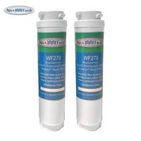 Replacement Water Filter For Haier HRB15N3BGS Refrigerator Water Filter by Aqua Fresh (2 Pack)