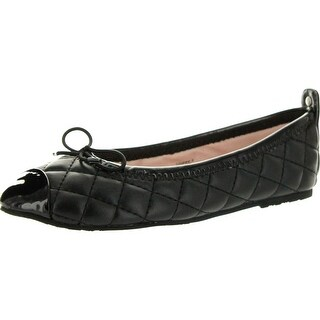 Stuart Weitzman Girls Chippy 2 Quilted Flats Shoes