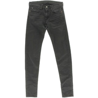 Denim & Supply Ralph Lauren Womens Alton Skinny Jeans Stretch Low-Rise
