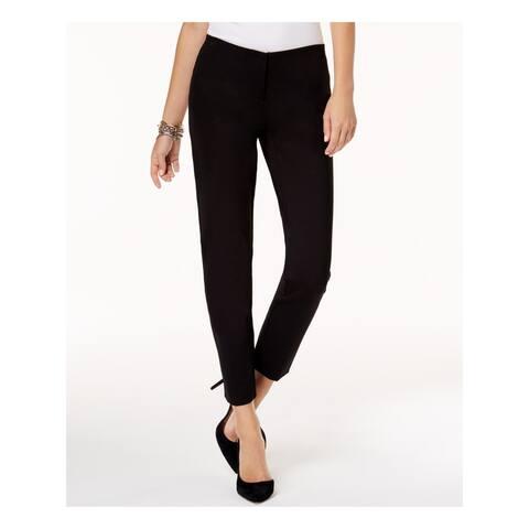 ALFANI Womens Black Skinny Pants Size 18