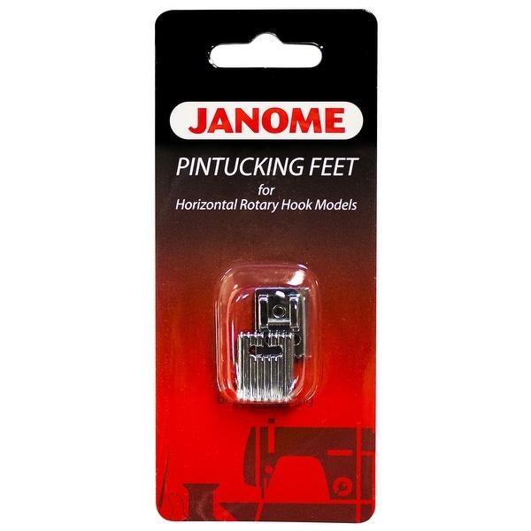 Janome Top-Load - Pintucking Foot Set