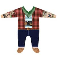 Children's Novelty Baby Snapsuits - One-Piece Toddler Outfit - Hipster