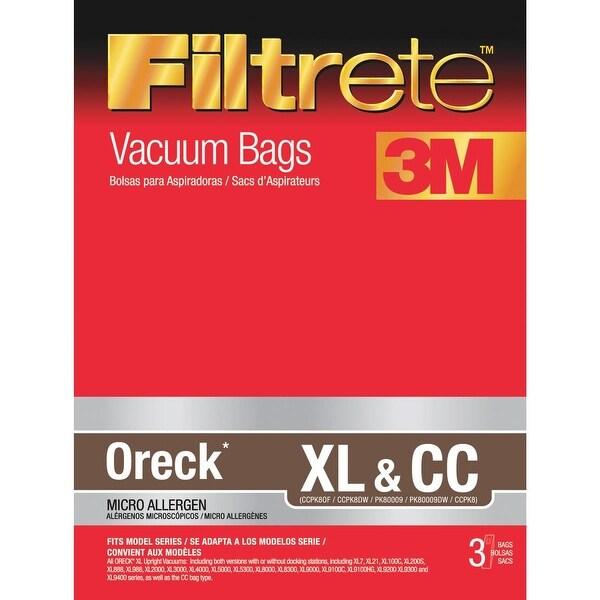 3M Oreck Xl & Cc Bag