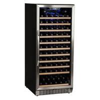 EdgeStar CWR1211SZ 23 Inch Wide 121 Bottle Built-In Wine Cooler