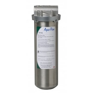 AquaPure SST1HA 8 GPM Water Sediment, Scale, and Chlorine Filtration Housing Sys