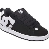 DC Shoes Men's Court Graffik Black