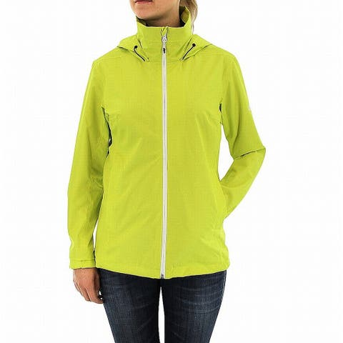 Adidas Shock Slime Green Womens Size Medium M Wandertag Jacket