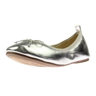 Kenneth Cole Reaction Girls Copy Tap Ballet Flats Bow