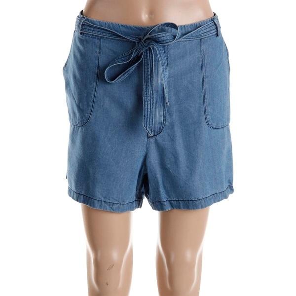 Kiind Of Womens Casual Shorts Tencel Lightweight - 16