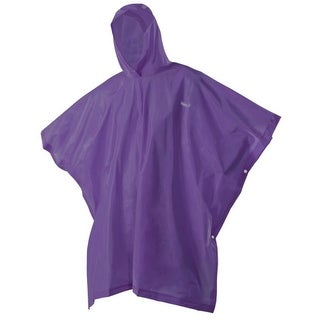 """Coleman Youth 0.15mm EVA Poncho - Purple Youth EVA Poncho"""