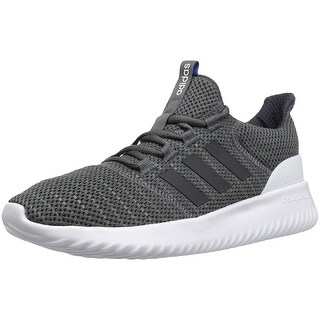 Adidas Mens Cloudfoam Ultimate Low Top Lace Up Running Sneaker