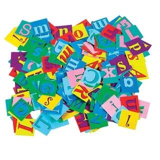 Alphabet Pasting Pieces